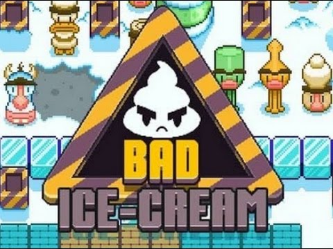 Bad Ice-Cream 2 Walkthrough