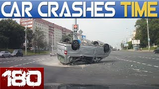 BEST OF DASHCAMS - Driving Fails Compilation - Episode #180 HD