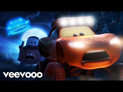 Cars 333 - Ghost Thrill*R (Music Video) HD