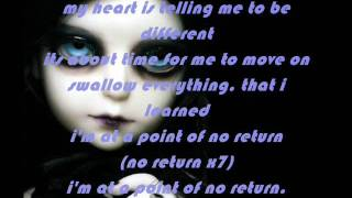 Eminem - Drake - Tyga-No Return - Lyrics