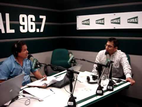 Entrevista Dr. Aparcana – Cuidados en la piel del deportista – Radio Capital (1)