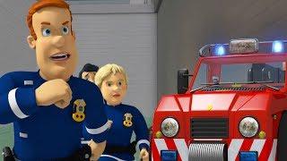 Fireman Sam US New Episodes | Penguin Run 🐧 45 Minutes of Pure Adventure 🚒  | Cartoons for Children