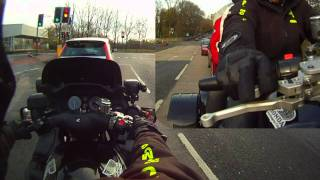 Dual Hand Brake K2Lever