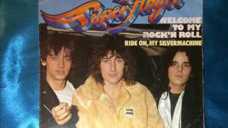 SUPER ANGEL - RIDE ON MY SILVER MACHINE ( Junkshop Glam 79 German )