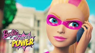 Princess Power: Bloopers | Barbie