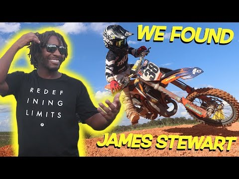 Download We Found James Stewart! Exclusive 2018 Interview and Ride Day at Stewart Compound Mp4 HD Video and MP3
