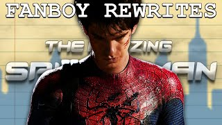 """Fanboy Rewrites """"The Amazing Spider Man"""" (2012)"""