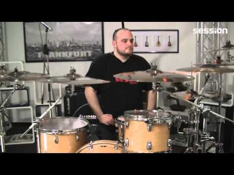 Sabian AAX Crash-Becken