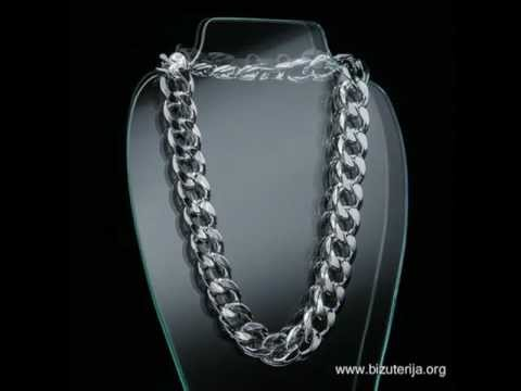 Stainless steel mens necklaces - Fashion jewelry 2013