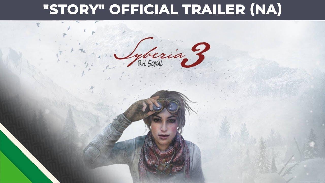 Syberia 3 - Trailer ufficiale sulla storia