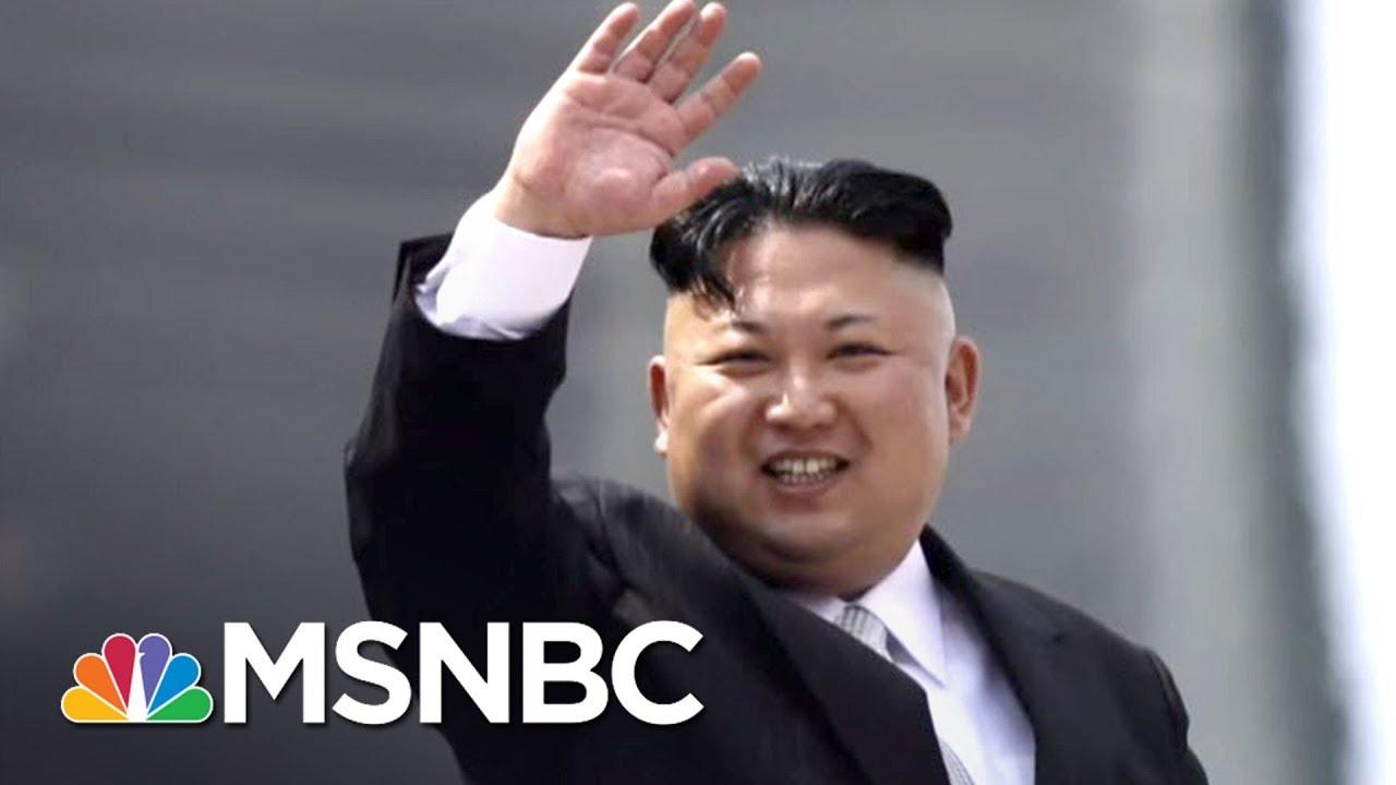 U.S. Intel: North Korea Successfully Miniaturized Nuclear Warhead | MSNBC thumbnail