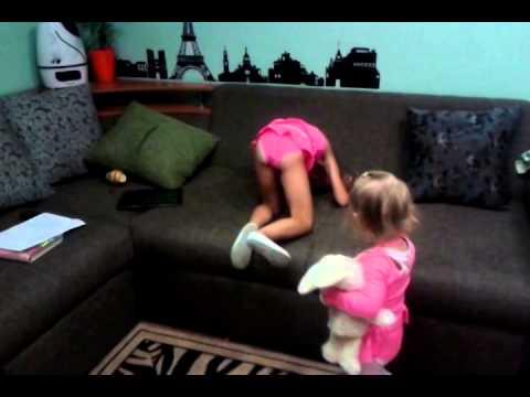 Гимнастика девочек