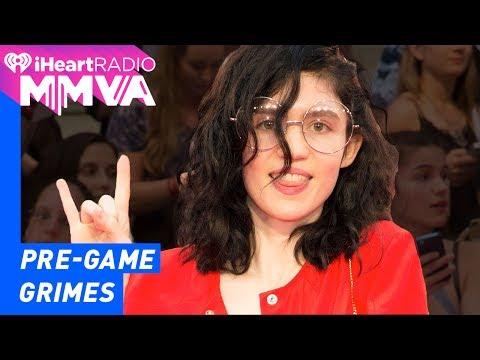Grimes And Janelle Monáe Win Best EDM Dance Video | 2017 iHeartRadio MMVAs