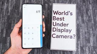 ZTE Axon 30 5G Unboxing & First Look World's Best Under Display Camera?