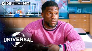 Night School   Kevin Hart Meets His New Classmates in 4K HDR