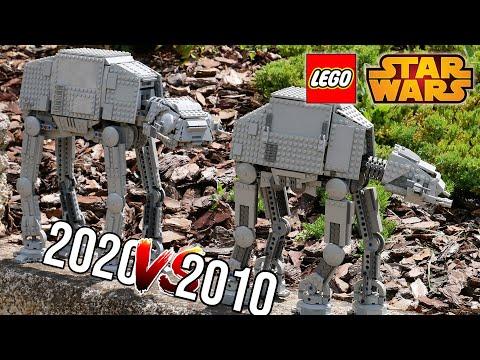 Vidéo LEGO Star Wars 8129 : AT-AT Walker