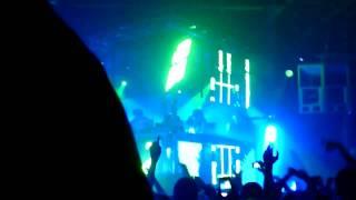 Magnetic Man - The Bug - Live @ London Heaven 03/11/10