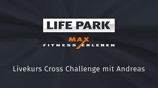 Cross Challenge mit Andreas (Livemitschnitt vom 29.4.2020)