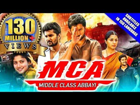 MCA (Middle Class Abbayi) 2018 New Released Hindi Dubbed Movie | Nani, Sai Pallavi, Bhumika Chawla