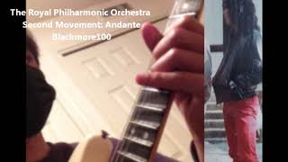 Second Movement: Andante (The Royal Philharmonic Orchestra)- Blackmore100