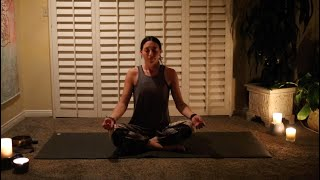 Sleepy Time Yoga w/ Chelsea Wyatt