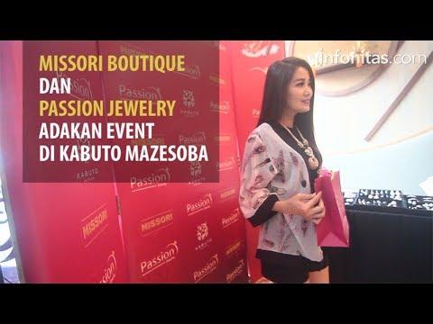 Missori Boutique dan Passion Jewelry Adakan Event di Kabuto Mazesoba