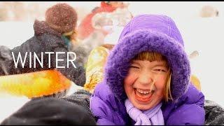A Canon 7d short: Winter