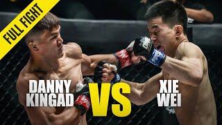 Danny Kingad vs. Xie Wei | ONE Full Fight | January 2020