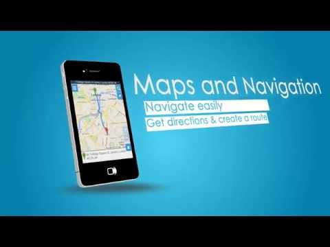 Video of Maps, Navigation & Directions