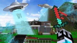HANYA 1 KLIK KALIAN BISA MUNCULIN UFO YANG DIRAHASIAKAN MOJANG DI MINECRAFT!