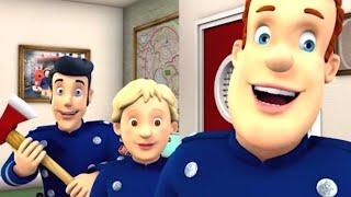Feuerwehrmann Sam ⭐️ Beste Rettung   Neue Folgen 🚒 Zeichentrick für Kinder
