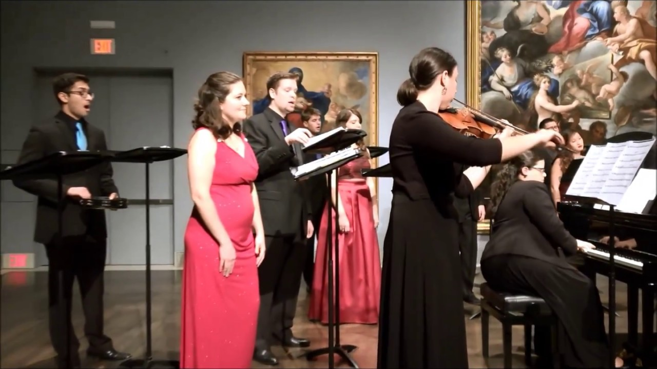Kala Kalla from Five Hebrew Love Songs - Whitacre