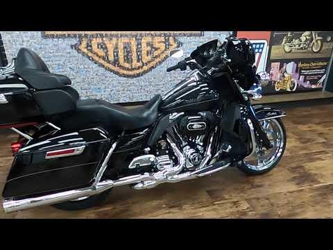 2014 Harley-Davidson® Electra Glide® Ultra Limited