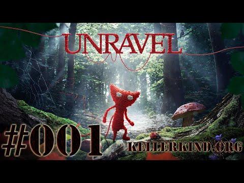 Unravel [HD|60FPS] #001 - Disteln und Gräser ★ Let's Play Unravel