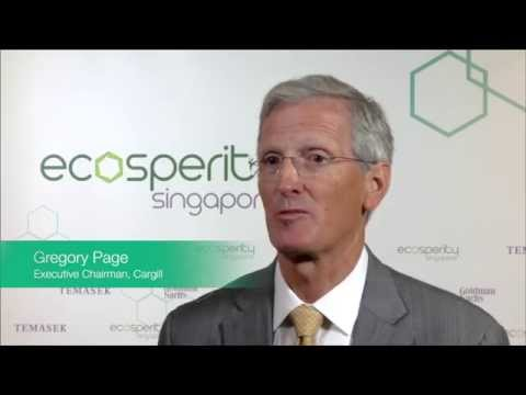 Gregory Page, Chairman of Cargill (Agriculture)