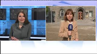 На живо – ВМРО регистрира официално листата си за европейските избори