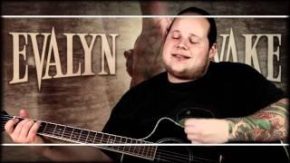 """Tyler Lyon (Evalyn Awake) - Sevendust """"Trust"""" acoustic cover"""
