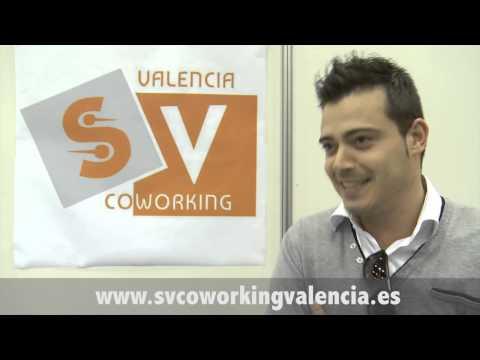 SV Coworking Valencia en Focus Business 2014
