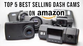 Top 5 Amazon Dash Cams Reviewed!