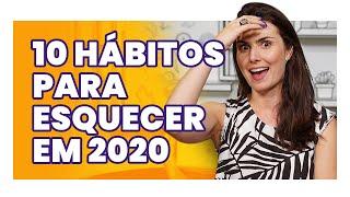 10 HÁBITOS DE QUEM NÃO VAI GANHAR DINHEIRO EM 2020! O 9º todo mundo tem!