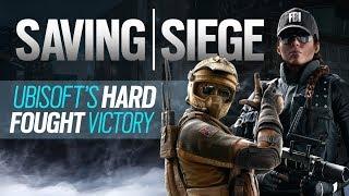 Saving Siege: Ubisoft's Hard Fought Victory