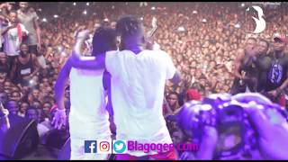 Stonebowy, ShattaWale Unite Finally With Epic Performances