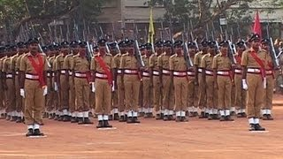 Special Armed Police Parade