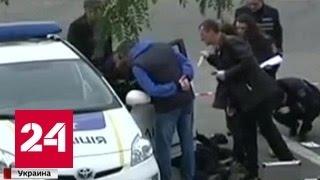 Парик и накладные усы: убийца украинских полицейских пытался замаскироваться