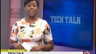 Tech Talk - JoyNews Interactive (14-11-18)