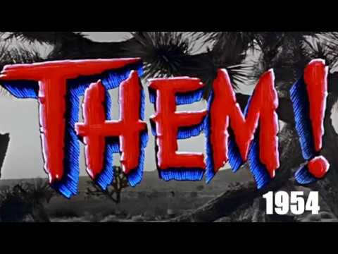 Them! 1954 Trailer, Posters & Lobby Cards