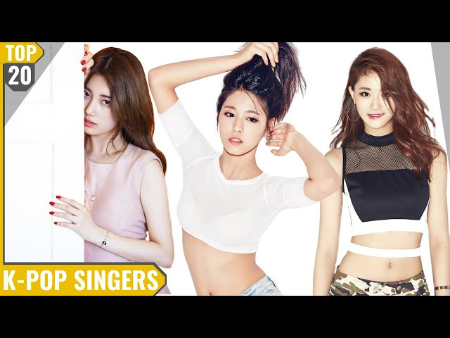 Top 20 Hottest Korean Singers Beautiful K Pop Actress 2020 World S Famous