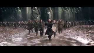 The Hobbit There And Back Again Thorins Charge Fan Edit