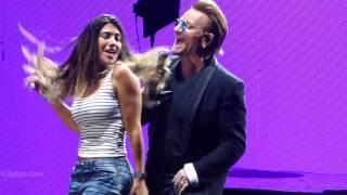 U2 Mysterious Ways, Paris 2017-07-26 - U2gigs.com