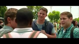 21 Jump Street School Scene